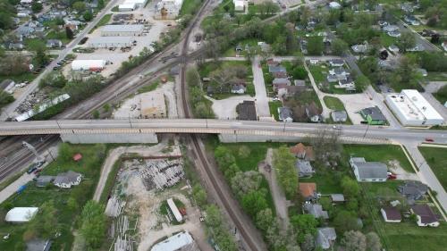 5/2/2021 - Fairchild St Bridge