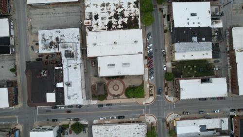 5/8/2021 - Temple Plaza, Downtown Danville